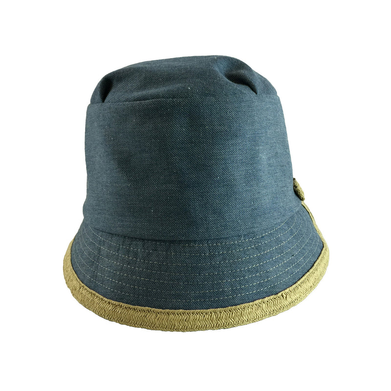 SICILY HAT BLUE - GraceHats Hat Grace Hats - Grace Hats