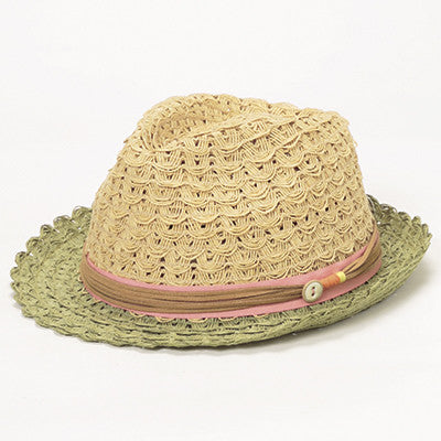 JOY FEDORA HAT KIDS - GraceHats Hat Grace Hats - Grace Hats