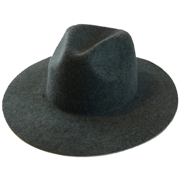 BSH LONG BRIM FELT HAT2 - GraceHats Hat Grace Hats - Grace Hats