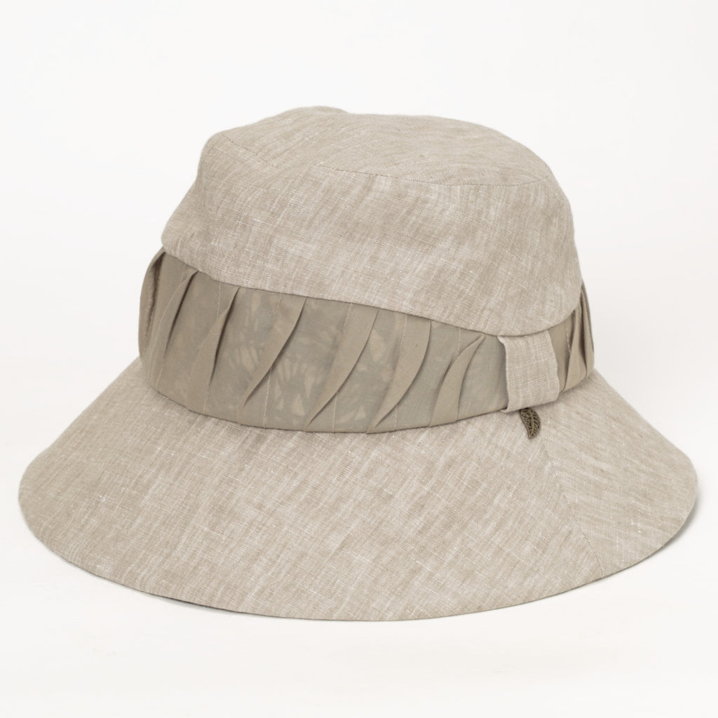 PLEAT HAT - GraceHats Hat Grace Hats - Grace Hats
