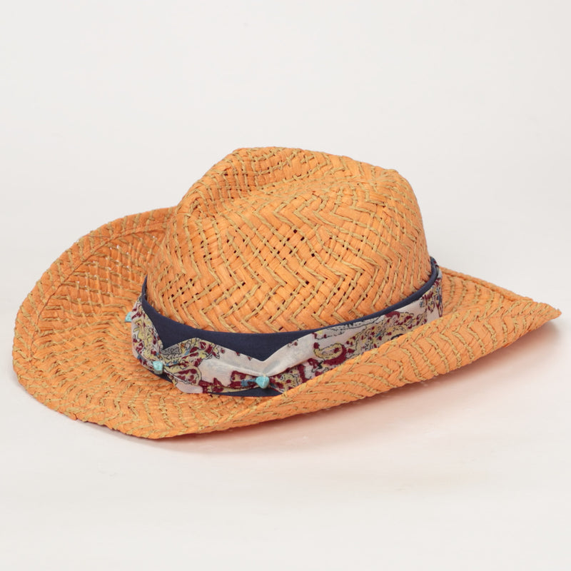 WESTERN HAT ACCENT - GraceHats Hat Grace Hats - Grace Hats