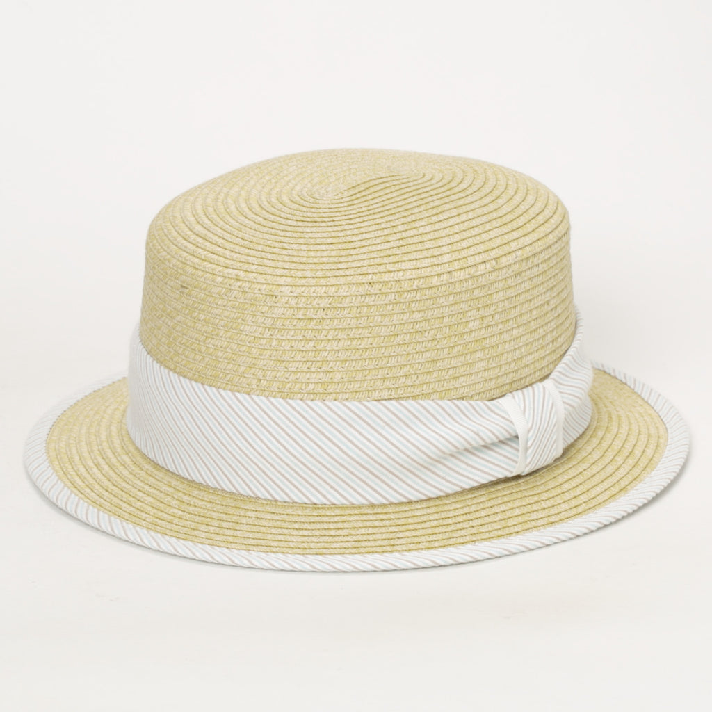 BOATER HAT AVENUE - GraceHats Hat Grace Hats - Grace Hats