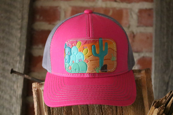 Western Trucker Hats - Triangle T Boutique