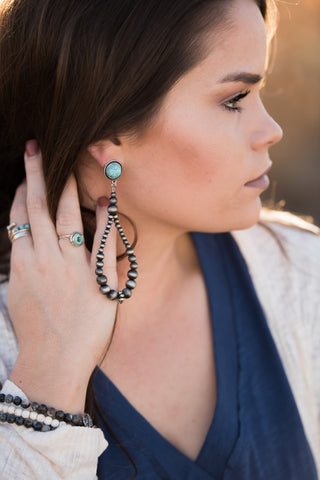 The Susie Teardrop Earrings