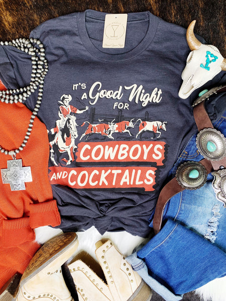 Cowboys and Cocktails - Triangle T Boutique