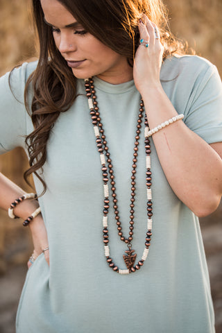 The Great Plains Necklace Set