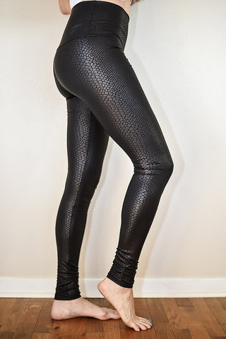 The Python Leggings - Triangle T Boutique