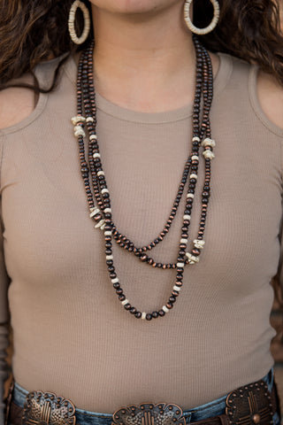 The Joan Necklace - Copper