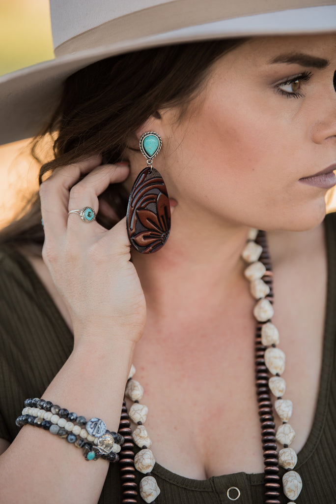 The Tack Shed Earrings