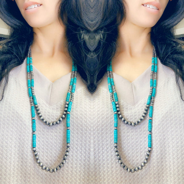 The Yuma Necklace - Triangle T Boutique