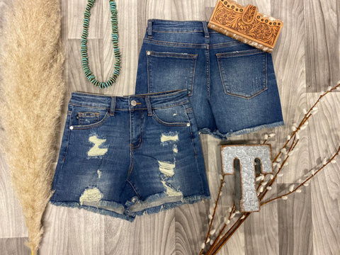 The Pontoon Denim Shorts