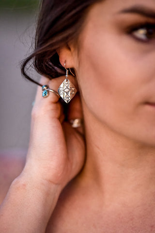The Rafter Earrings - Small
