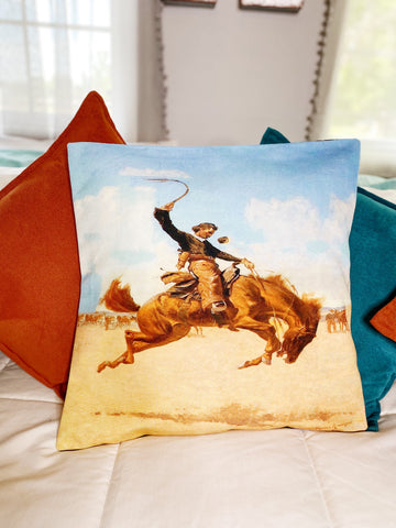 Ranch Hand Pillow Case - Ridin' Rank