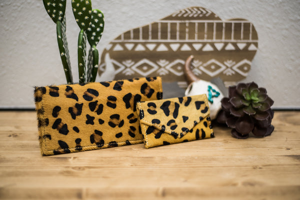 Leopard Wallet Bundle - BD