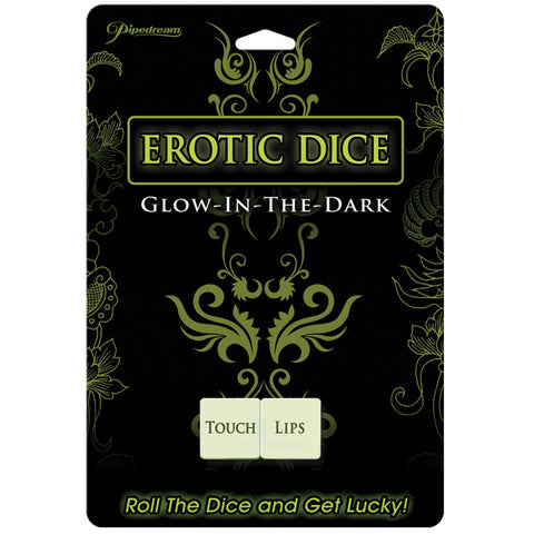 Glow In The Dark Erotic Dice Adult Game Sex Sensual Fun