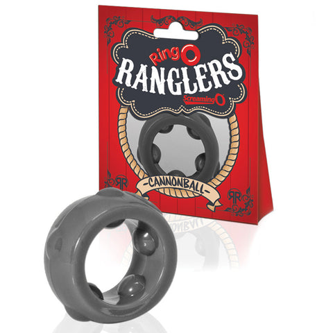 Screaming O Ranglers Penis Cock Ring - CannonBall