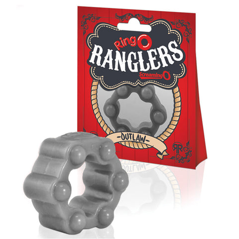 Screaming O Ranglers Penis Cock Ring - Outlaw