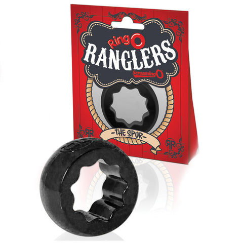 Screaming O Ranglers Penis Cock Ring - Spur