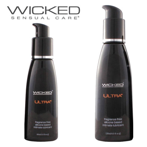 Wicked Sensual Care Ultra Silicone Lubricant