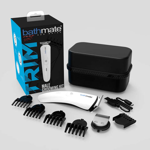 Bathmate Hydromax Trim Male Grooming Kit