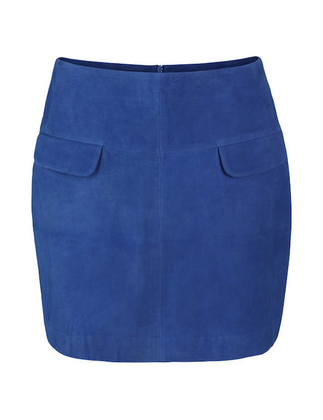 2nd Day Anika Suede Skirt