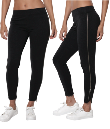 Zulu, zipper legging