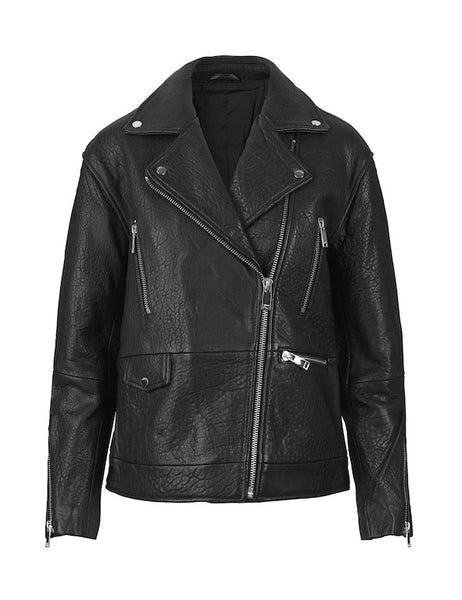 2nd Day Motorcycle Leather Jacket