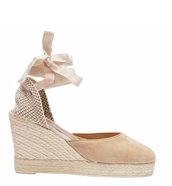 Manebi Hamptons Wedge Espadrille