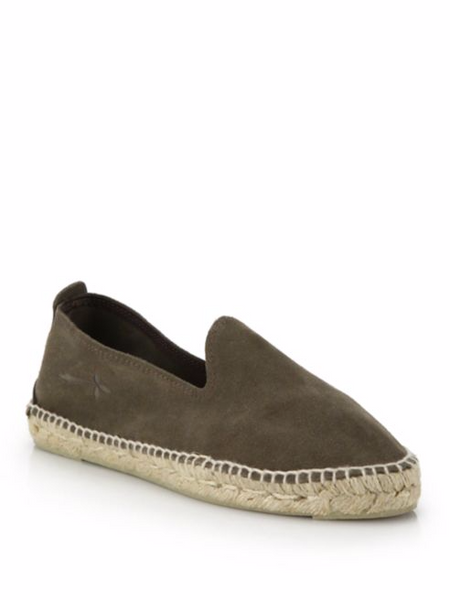 Manebi Hamptons/Suede Leather Coco Brown