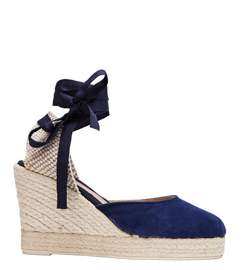 Manebi Hamptons Wedge Sandal
