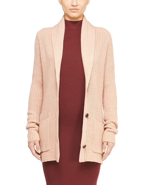 ATM Shawl Collar Sweater Coat