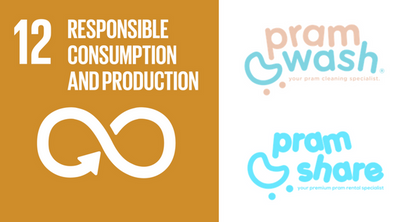 Doing Our Part To Contribute To A Sustainable Future - PramWash & PramShare