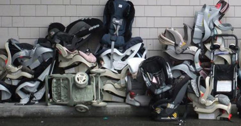 Divert Your Unwanted Child Car Seats From The Waste Stream To Us For Recycling Do You Know That More Than 80 Of Materials Used Can Be Reclaimed And