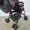 Donated Red Graco Stroller