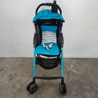Donated Blue Combi Stroller