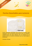 Parches Desechables para Lactancia Medela