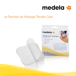 Parches de Hidrogel Tender Care Medela
