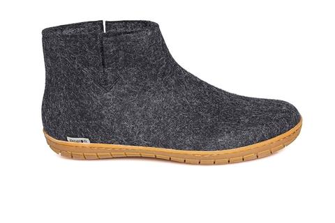 Glerups Low-Boot | Rubber Sole