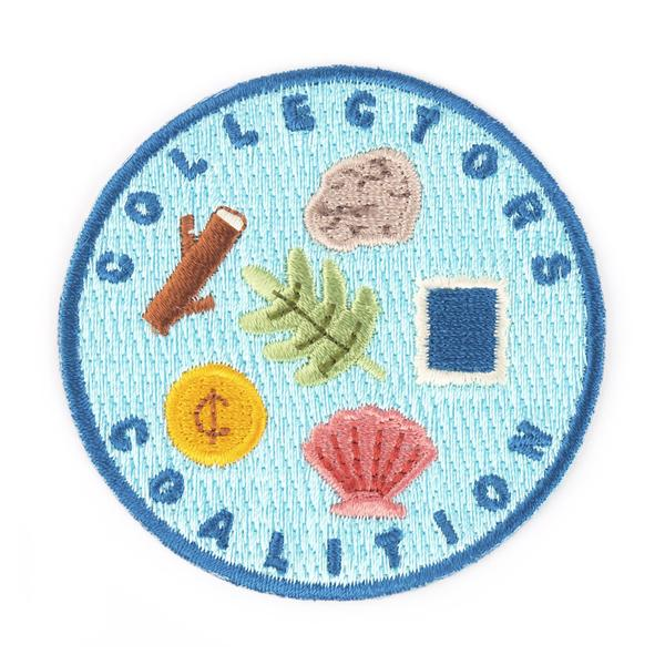 Collectors Coalition Patch