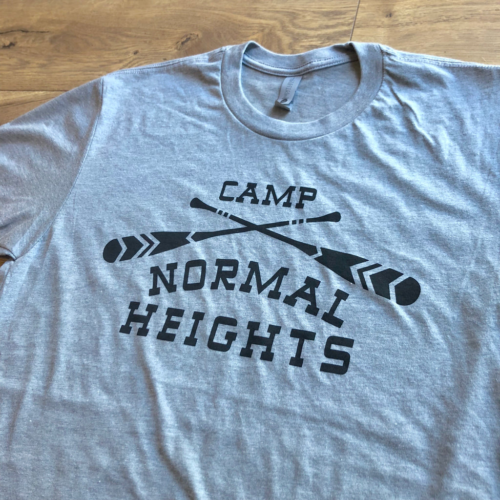 Camp Normal Heights T-Shirt