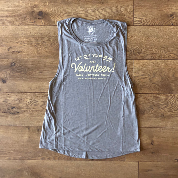 GOYR and Volunteer Sleeveless | Women's