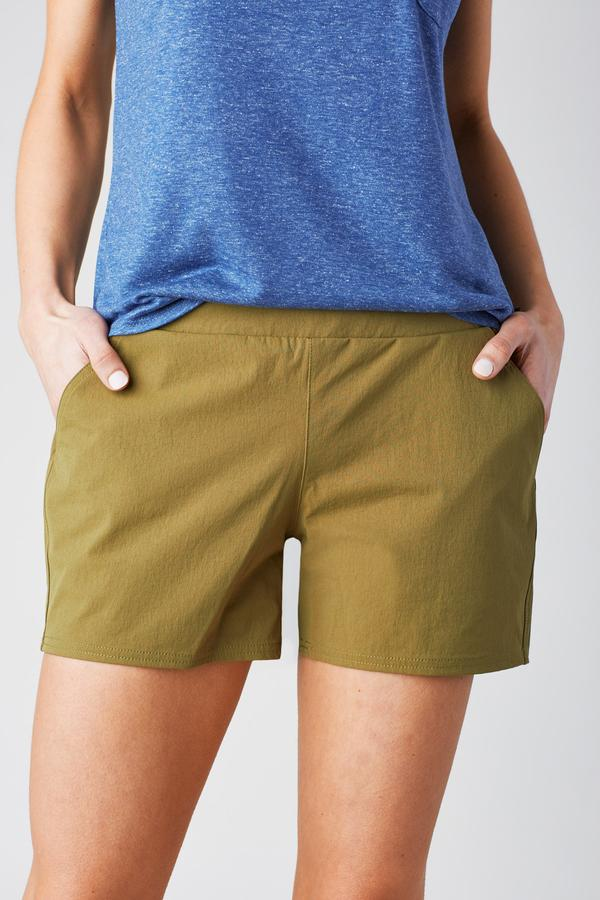 Women's Anywhere Stretch Short