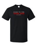Standard Black Come To The Dark Side, We Have Cookies! T-shirt