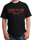 Youth Black Come To The Dark Side, We Have Cookies! T-shirt