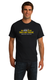Standard Black I Can Only Please One Person Per Day…- Sarcastic T-shirt