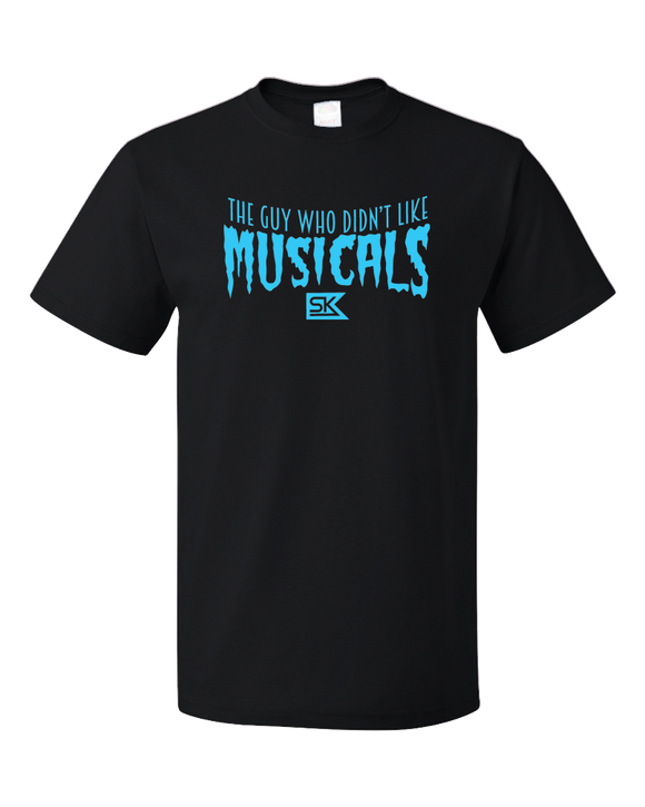 StarKid - Guy Who Didn't Like Musicals - Logo T-shirt