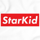 Team StarKid - StarKid Box Logo White T-shirt