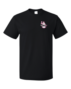 Little Piggies Cleaning - Logo Work Shirt Black