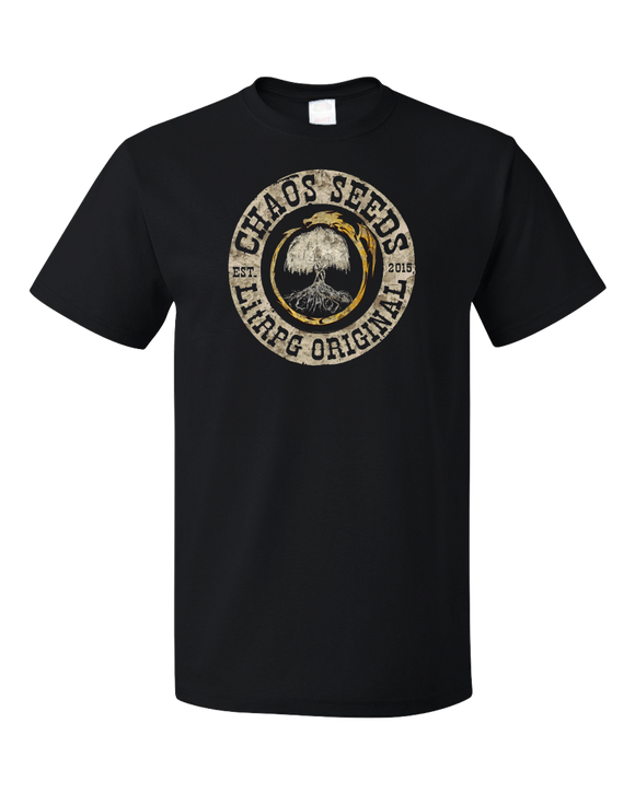 LitRPG - Chaos Seeds Seal T-shirt