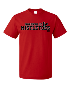 Black Friday - Northville Mistletoes Tee